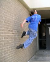 Wall Jumpers - 2 by TheChairman-Stock