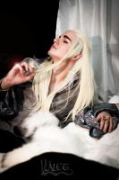Thranduil - King of Woodland Realm (truegender) by the-ALEF