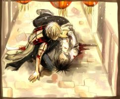 Tainted Red- Wounded- by nanami-yuki