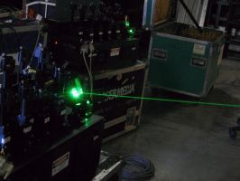 30 watt solid state diode Yag laser by Lasercrew420