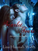 Scarlet Tears Bookcover by KalosysArt