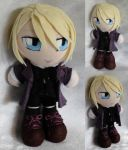 Commission, Mini Plushie Alois Trancy by LadyoftheSeireitei