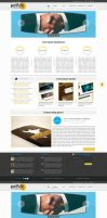Business Portfolio and Blog - Site Template by sheko-elanteko