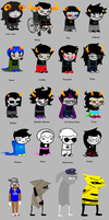 Homestuck According to my Mom by Commoner205
