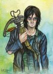Daryl Dixon by Kagoe