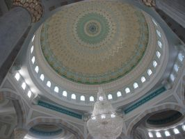 Mosque in Astana by AselyaFox