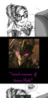 Me and Transformers Prime 5 by DgShadowChocolate