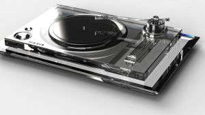 Glass Turntables 2 by aMorle