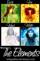 The Elements by webgoddess