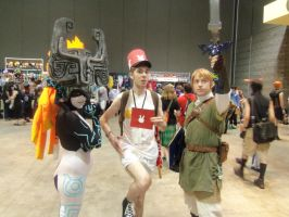 Twilight Princess Cosplay by CreativityBlossom
