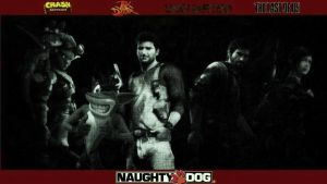 The Naughty Dog Crew by DeathGoddess1995