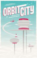 Welcome to Orbit City by AdamLimbert