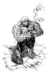 Marvel - The Thing Fanart by Vadis-007