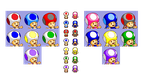 [MLRO] MLRO- Playable Characters Faces by o-CamTroArtist-o