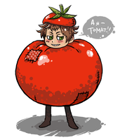 APH - tomato. by MadH