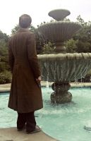Doctor at the Fountain by AnnieRose0