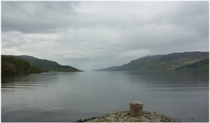 Loch Ness by michael-brown
