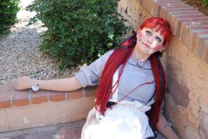 Raggedy Ann 5 by ColorOfConfidence