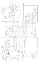 Sonic x #40 pg 11 by Dhutchison