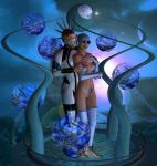 Love in the future by silverexpress