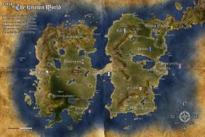 A Map of The Known World - 1115ry by reverseg