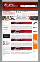 Snogard Dragons Webdesign by ryKoGOD