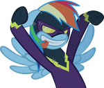 Shadowbolt Dash by RainbowCrab
