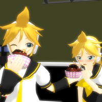 Len wants... by MMDbeginner