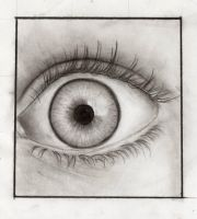 Eye.. by hlaurah
