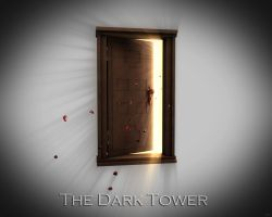 The Dark Tower - Door by michalz00