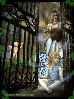 Guardians of the Gate by karibous-boutique