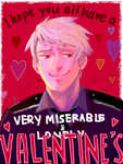 Hetalia - Happy V-day by weaselyperson