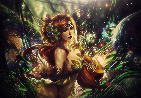 Posion Ivy signature by LikeItWasOnce