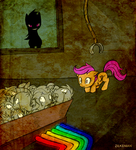 MLP: Rainbow Factory by Zilkenian
