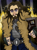 Thorin by Iddle-Diddle