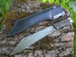 Viking seax by hellize