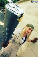 Winry Rockbell by JamieCool