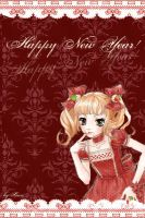 Happy New Year by Linci-chan