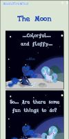P.3 : The Moon by MusicFireWind