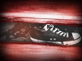 PROJECT 3 someone's shoe by silverlife