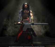 Conan by 3D-Fantasy-Art