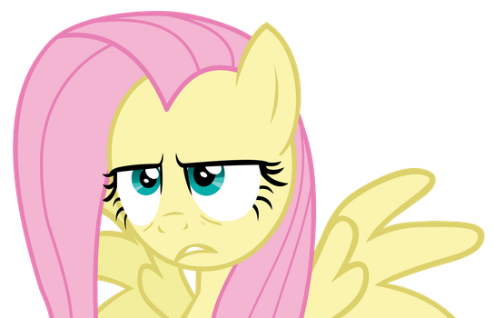 Fluttershy does not approve by BaumkuchenPony