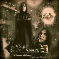Severus Snape by VaL-DeViAnT