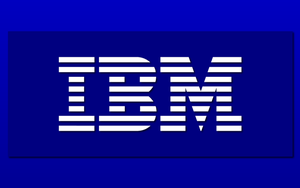 IBM Blue Wallpaper by tempest790