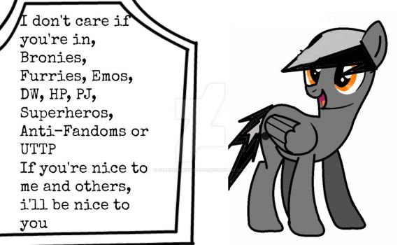 What I Think About Them by SoarWingThePegasus