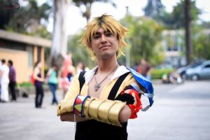 Tidus Final Fantasy X by AndrewArtx by DraconPhotography