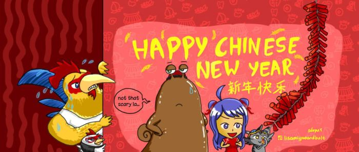 Happy Chinese New Year! by seeput