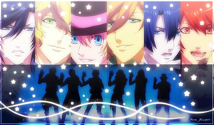 UtaPri wallpaper by AnnaHiwatari