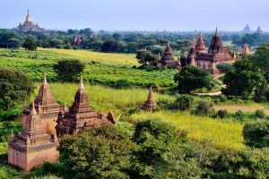 Bagan Temples 1 by CitizenFresh