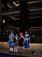 ACen 2006 - Us at the 'Pile' by Bepbo